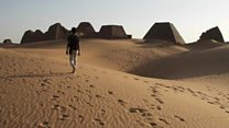 آثار به جا مانده از تمدن های باستانی؛ اهرام سودان جاذبهای تازه برای گردشگران