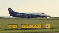 Chan atharraich Eastern Airways an clàr-ama aca