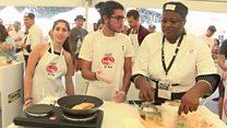 """""""مذاق أبوظبي""""... مهرجان أطعمة من حول العالم ومسابقات بين أشهر الطهاة"""