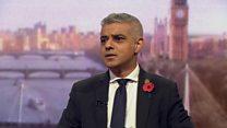 'Boris Johnson should resign' - Sadiq Khan