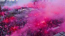 Марш націоналістів у Польщі до Дня незалежності