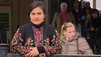 Watch: From Afghanistan to studying at Cambridge
