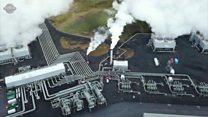 हवेतला कार्बन गोळा करणारं तंत्रज्ञान