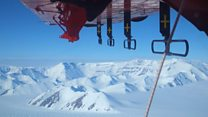 Mapping Antarctica's warm underbelly