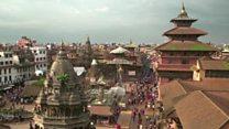 नेपाळच्या भूकंपात उध्वस्त झालेल्या मंदिरांचं काय झालं?