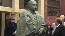 University unveils Dr King statue
