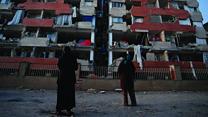 По Ирану и Ираку ударило мощное землетрясение