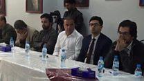 افغانستان کې د خبريالانو حال