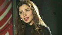 शांत राहण्यासाठी जास्त शक्ती लागते : माहिरा खान