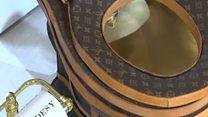 Жити зі смаком: унітаз в стилі Louis Vuitton
