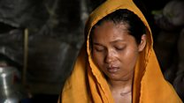 'Rape and murder' in Rohingya village