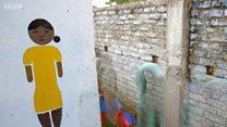 Toilet dengan energi tinja di daerah termiskin India