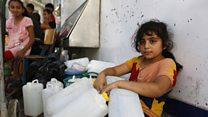 عفاف الأسعد من حماه في سوريا