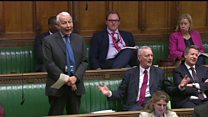 MP sorry for 'inheritance' jibe at colleague