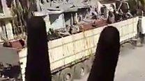 Etat Islamique: que s'est-il réellement passé à Raqqa?