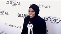 US Muslim Olympian inspires new Barbie