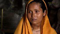 缅甸罗兴亚村民讲述军队的强奸与杀戮