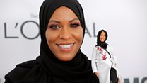 Say hello to the first hijab-wearing Barbie