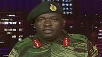 """زيمبابوي: متحدث باسم الجيش """"نحن نستهدف المجرمين"""""""