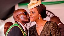 Who is Grace Mugabe?