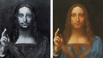 Da Vinci's $450m record art sale