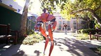 Lab studies robot-human interactions