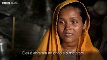 Rohingyas relatam estupros, matança indiscriminada e bebês atirados ao chão em massacre em Mianmar