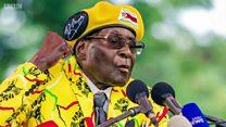 Robert Mugabe ni nani ?