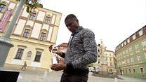 Francis Koné, le joueur qui a remporté le prix du fair-play de la FIFA