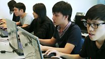 Why Singapore is training professional gamers