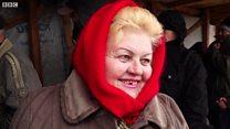 Пенсіонери Донбасу: ми заробили пенсії в Україні