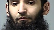 'My son is not a terrorist'