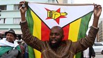 'People sense Robert Mugabe is gone'