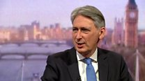 Chancellor defends employment record