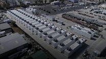 โรงเก็บแบตเตอรีลิเธียมที่ใหญ่ที่สุดในโลก