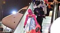 Esclavage en Libye: témoignage d'un ivoirien rapatrié