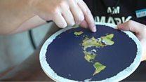 「地球は平ら」 確信する人たちの会議が米国で