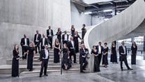 BBC Singers 2018-19: The BBC Singers perform music inspired by J S Bach's Orgelbüchlein
