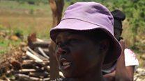 'I lost my land to Grace Mugabe'