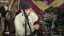 """موسيقى فلكلور الشعوب في مهرجان """"ونس"""" بمصر"""