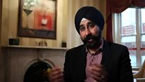 New Jersey's first Sikh mayor on the challenges ahead