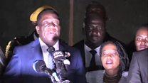 Mnangagwa: We want to grow economy