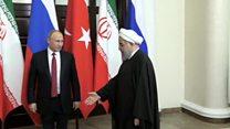 از شعار نه شرقی، نه غربی، تا اتحاد با مسکو؟