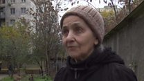 Tbilisi sakini: Atışma səsləri o qədər güclü idi qorxmağa başladım