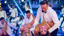 Strictly: How to lose your dance inhibitions
