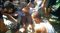 حمله پلیس پاپوآ و گینهنو به اردوگاه پناهجویان در جزیره مانوس