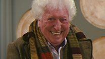 Doctor Who: Tom Baker returns to Tardis
