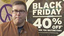 """#Londonблог: знают ли лондонские покупатели историю """"Черной пятницы""""?"""