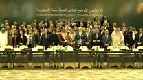 تصمیم مخالفان حکومت بشار اسد برای شرکت در مذاکرات صلح ژنو
