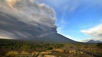 Агунг проснулся: как на Бали переживают извержение вулкана?